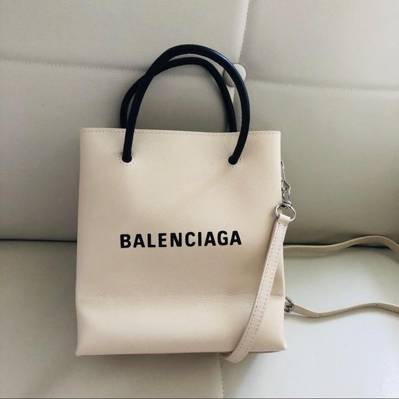 Balenciaga Handbags - Balenciaga shopping tote xxs